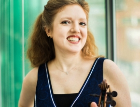 Profile of Rachel Barton Pine – A Violinist Persevering After Horrendous Setbacks