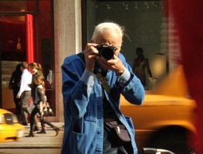 Review of a Lovely Film About the Photographer Bill Cunningham